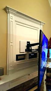 mounting a tv over fireplace mount how high to make that outdated hole above stone you