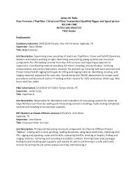 Terrific Pipe Fitter Job Description Resume 45 In Easy Resume with Pipe  Fitter Job Description Resume