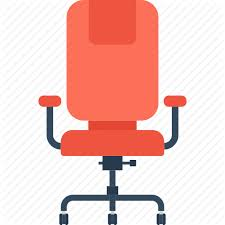 office chair icon. Armchair, Chair, Furniture, Manager, Office, Seat, Work Icon Office Chair