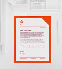 Header Template Word 20 Professional Business Letterhead Templates And Branding