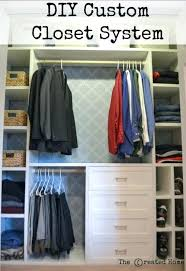diy built in closet ideas custom small closet system diy built in closet ideas diy built in closet ideas
