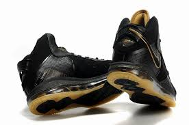 lebron gold shoes. lebron james viii black with gold shoes,sneakers james,finest selection shoes