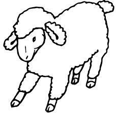Animaux Dessin De Mouton Dessin De Mouton Colorier Dessin De