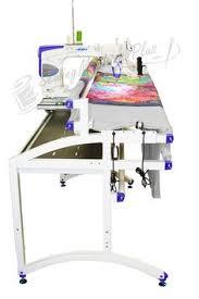 Husqvarna Viking® Platinum™ 3000 Longarm Quilting Machine | Would ... & Juki TL-2200QVP Quilt Virtuoso Pro 18