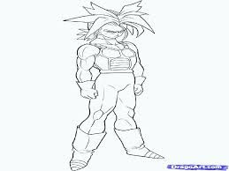 Small Picture Dbz Coloring Pages TrunksColoringPrintable Coloring Pages Free