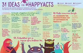Happy Acts By Live Happy