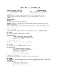 Desk Attendant Sample Resume Magnificent Hotel Front Desk Resume Sample Front Office Executive Resume Admin