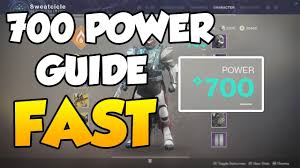 Fast 700 Power Level Guide Destiny 2 Jokers Wild
