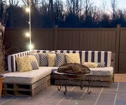 pallets patio furniture. perfect diy pallet patio furniture painted terrace how to organize a with pallets intended decor n