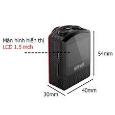 Mã ELMALL300 giảm 7% đơn 500K] Camera hành trình SJCAM M20 AIR - Bảo hành  12 tháng - Shop Điện Máy Center - Camera hành trình - Action camera và phụ  kiện Nhãn hàng Sjcam