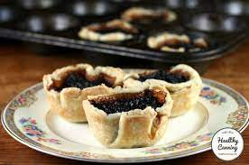 mincemeat tarts from home canned