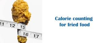 Calorie Counting For Fried Foods