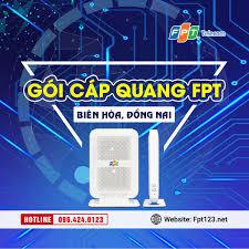 Gói cước internet thấp nhất của FPT Biên Hòa