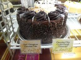 chocolate tuxedo cream cheesecake sick ger