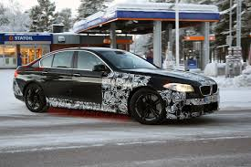 Spy Shots: 2011 BMW M5 F10 spied once again - rumored for Geneva ...