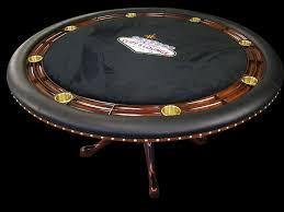 custom poker tables. Round Table 138 Custom Poker Tables