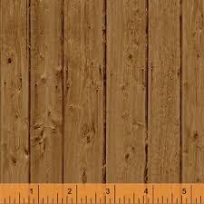 7258 Windham Ranch Hands Med Brown Dark Brown Wood Grain