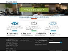 Awakening Wordpress Theme Www Opencodez Com