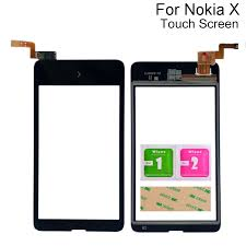 Mobile Touch Screen Panel For Nokia X ...