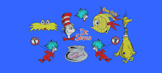 Dr Seuss Embroidery Designs 8 Designs Cat In The Hat Dr Seuss Digitized And 50 Similar