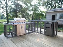 how to build an outdoor kitchen build outdoor kitchen frame with regard to modern outdoor kitchens