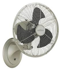 image of decorative wall mounted fans