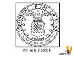 Coloring Pages Of Military Emblems Google