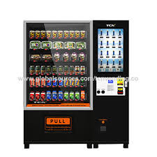 Vending Machine Sandwiches Suppliers Classy China TCN Sandwich Salad Vegetable Vending Machine With Elevator On
