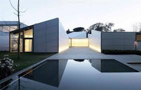 modern office architecture. Modern AA Residence By Office Of Architecture Barcelona (2)