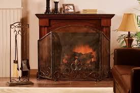 glass fireplace screen western fireplace screen western fireplace screen copper fireplace screen