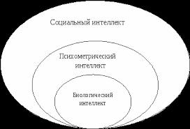 Социальный интеллект Реферат страница  Модель интеллекта по Г Ю Айзенку