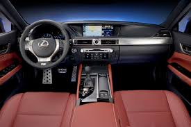 Official 2013 Lexus GS 350 F Sport Pictures - 20+ pictures inside!