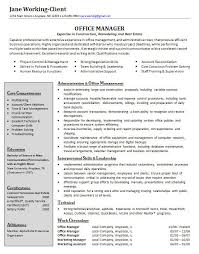 Office Manager Resume Sample Extraordinary Human Resources Manager Resume Resume Badak