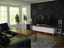 Wallpaper Living Room Designs Interior Design Modern Living Room 29 Hdalton