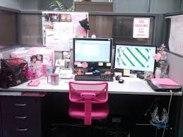 decorations for office desk. Cute Pink Cubicle Decor Diy Christmas Decorations For Office Desk Decorate Independence Day Birthday Decoration E