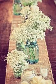 Decorating With Mason Jars And Burlap 60 Breathtaking Spring Wedding Ideas Mason jar burlap Burlap 29