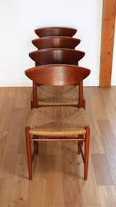 mobler danish teak dining chairs