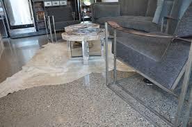 polished concrete furniture. Aspen Homes Headquarters Couer D\u0027Alene, Id Polished Concrete Furniture