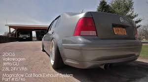 Stereotypical Exhaust Video | MK4 | Jetta | GLI | 24V VR6 - YouTube
