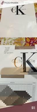 Calvin Klein Hosiery Color Chart Calvin Klein Hose Hosiery Light Size 4 New Calvin Klein