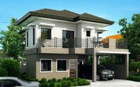 simple home designs. sheryl four bedroom two story house design pinoy simple home designs