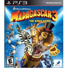 Small Picture Madagascar 3 Video Game PS3 Playstation 3 GAMES Pinterest