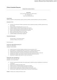 medical assistant resumes samples resume examples ...