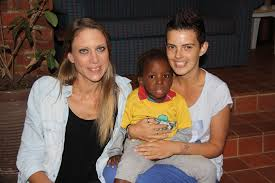 Gay adoption south africa