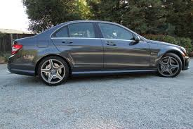 Review: 2010 Mercedes C63 AMG - The Truth About Cars