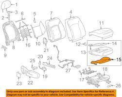 buick gm oem regal seat heater element  buick gm oem 2011 regal seat heater element 22806765