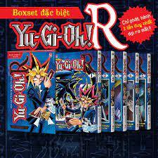 Yu-Gi-Oh! R Box Set (Trọn Bộ 5 Tập ) - Truyện Tranh, Manga, Comic Tác giả  Kazuki Takahashi