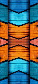 294461 Blue, Orange, Symmetry ...