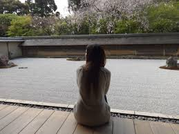 Resultado de imagen de jardin ryoanji