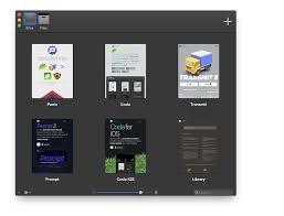 Mac Os X Web Design Coda